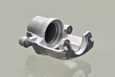 Zinc-plating Alloy Steel Casting for Automotive Braking System
