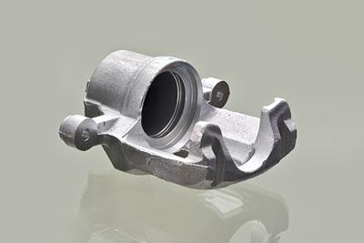 Zinc-plating Alloy Steel Casting for Automotive Braking System
