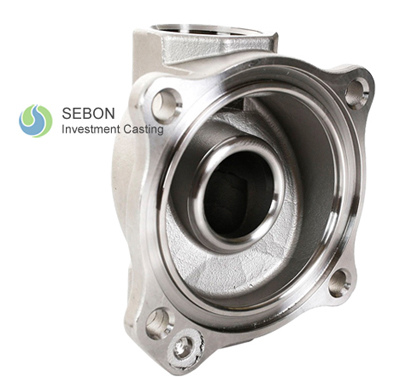 CF-3 Stainless Steel Valve Casting Part