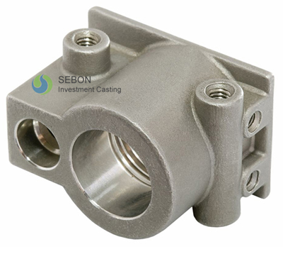 Precision Machining Valve Casting Part