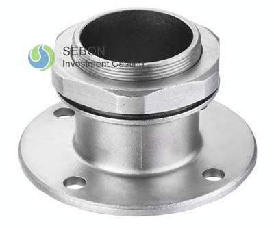 Stainless Steel Casting Process Details
